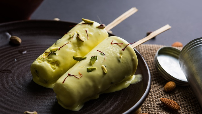 A close look at Indian cuisine of Kulfi