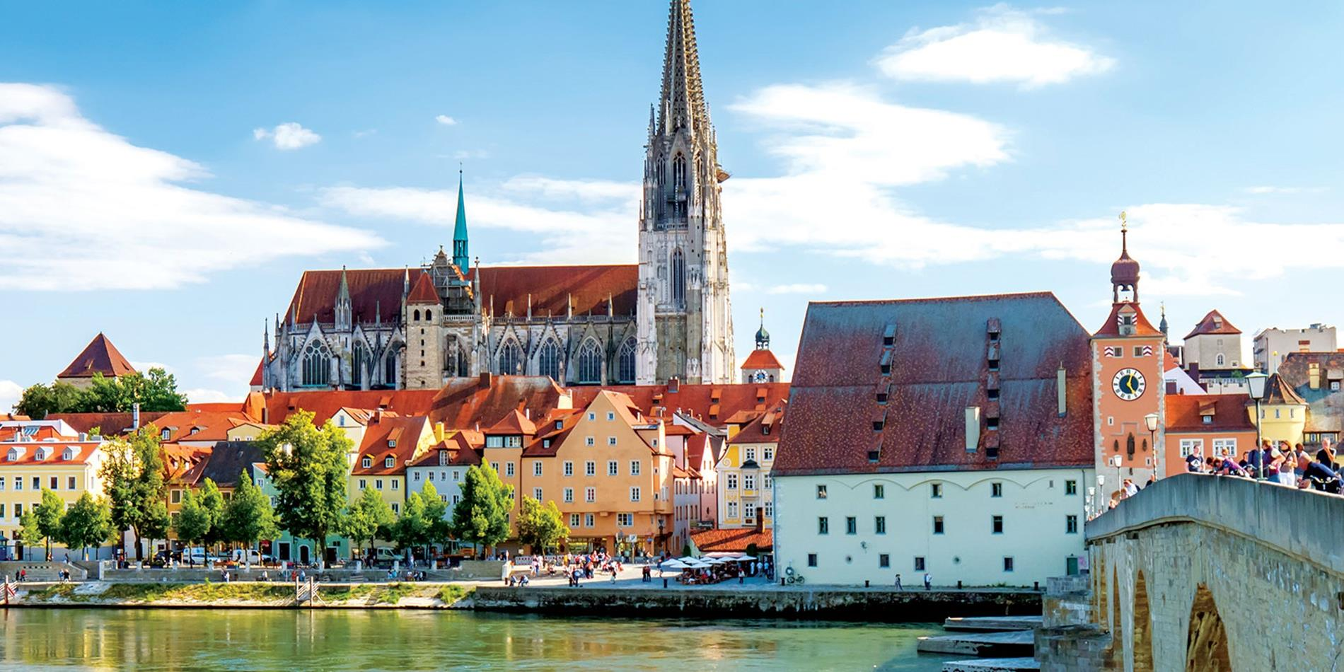 15 Day European Gems River Cruise, Budapest to Amsterdam