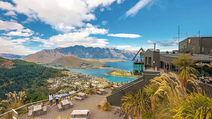 Bob's Peak Skyline Gondola Queenstown
