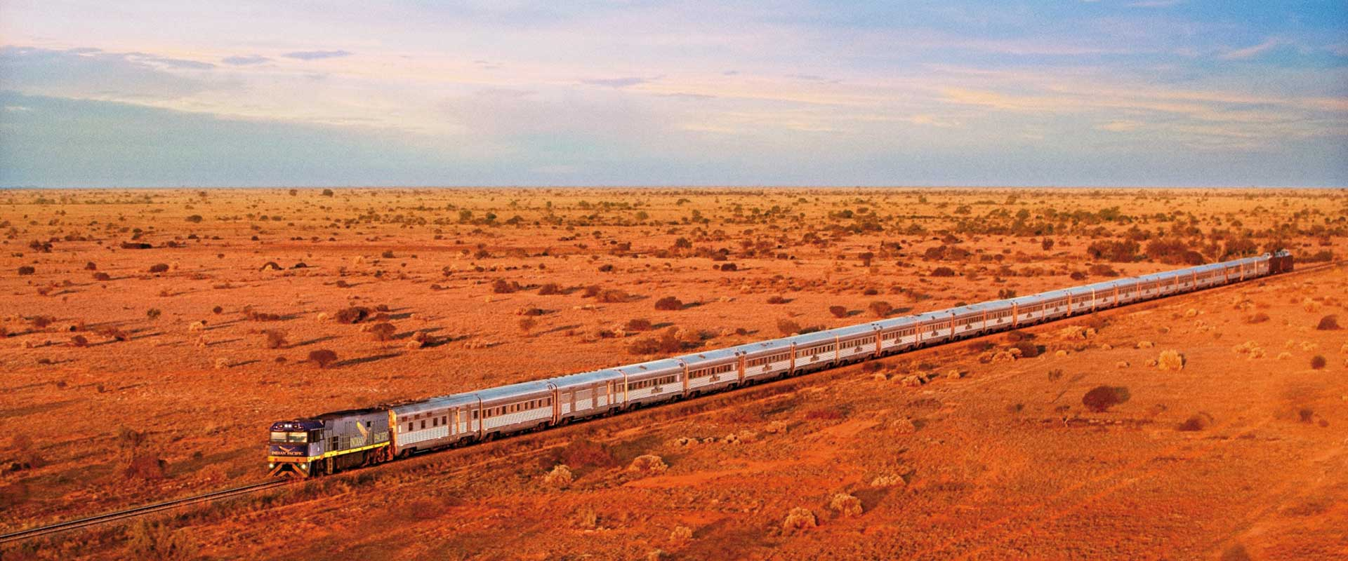 Rail Across the Nullarbor and Beyond - Tours - itravel