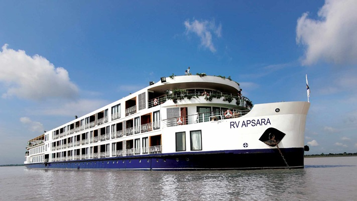 External of RV Apsara